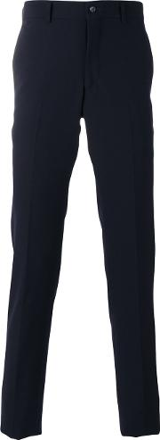 Classic Chinos Men Cuprowool M, Blue
