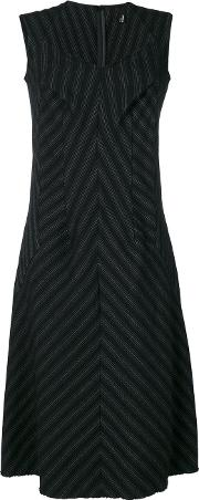 Comme Des Garcons Vintage Junya Watanabe Sleeveless Dress
