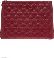 'colour Embossed B' Purse Men Leather One Size