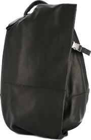 Isar Backpack Unisex Calf Leather One Size Black