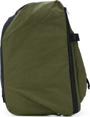 Isar's Memory Tech Backpack Unisex Nylonother Fibres One Size, Green