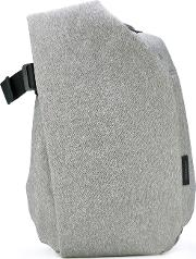 Laptop Rucksack For 13 Backpack Unisex Nylonother Fibres One Size, Grey