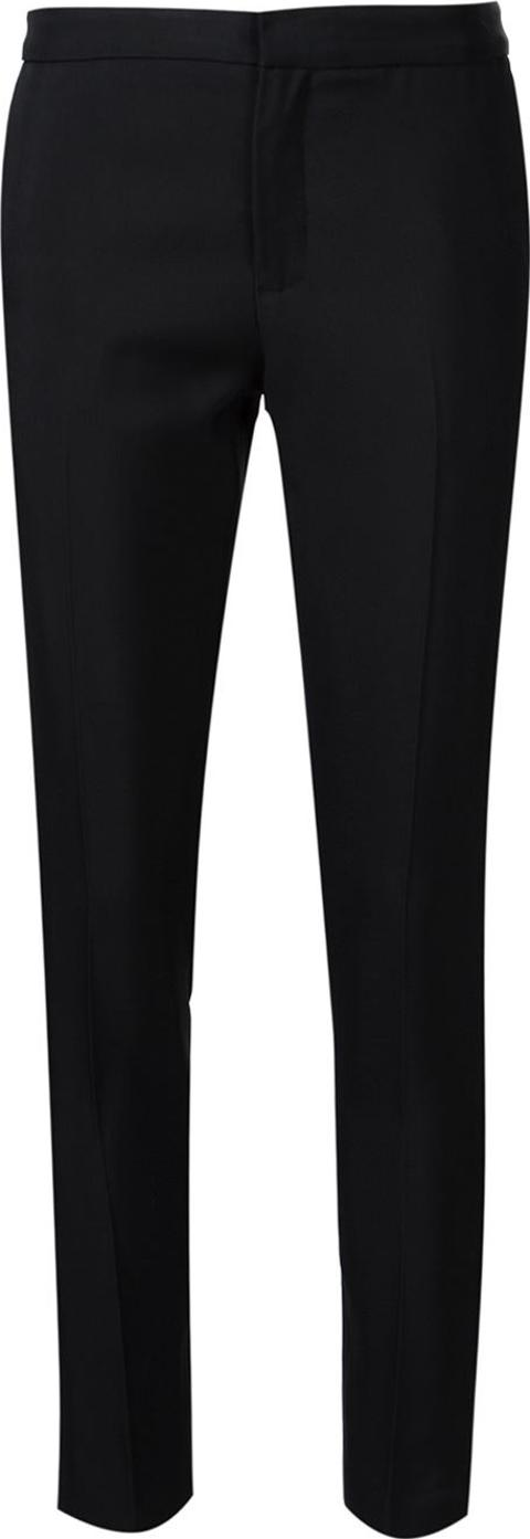'pavo' Trousers Women Viscose 6, Women's, Black