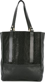 Kelly Tote Women Suede One Size, Black