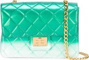 Degrade 'milano' Quilted Shoulder Bag Women Pvc One Size