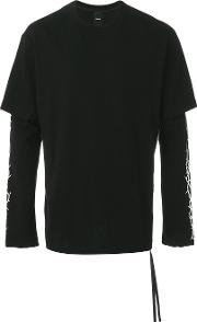 Layered Sleeve T Shirt