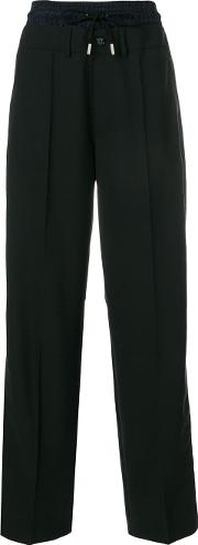 Layered Look Trousers