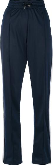 Puccy Jogging Trousers Women Polyester 40, Blue