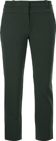 Dion Lee Utility Compact Pants Women Polyesterpolyurethane 8, Green