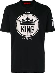 King Crew Neck T Shirt