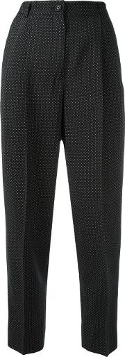 Micro Dots Trousers