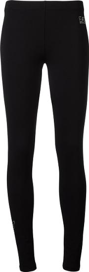 'train 7' Leggings Women Cottonspandexelastane S, Women's, Black