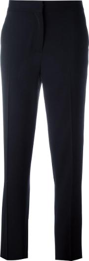 Other Tailored Slim Fit Trousers Women Wool Xs, Black