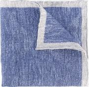 Classic Pocket Square Men Linenflax One Size