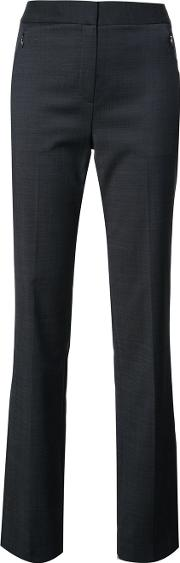 High Waisted Trousers Women Polyestertriacetate 6