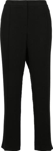 Straight Trousers Women Polyestertriacetate 2