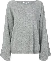 Flared Sleeve Jumper