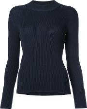 Enfold Ribbed Jumper
