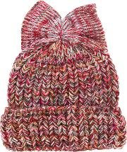 Federica Moretti Knitted Beanie Women Acrylicwool One Size