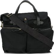 '24hrs Stin' Briefcase Men Cotton One Size, Black