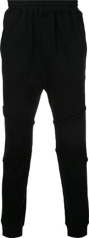 First Aid To The Injured Hyoid Trousers Unisex Cotton 3, Black
