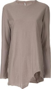 First Aid To The Injured Laminae Blouse Women Cotton 2, Grey