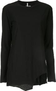First Aid To The Injured Laminae Blouse Women Cotton 3, Black