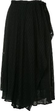 Convertible Skirt Trousers