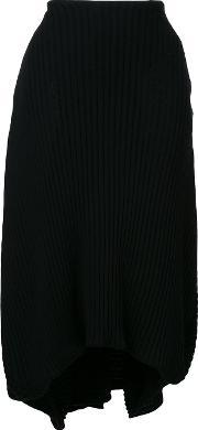 Forme D'expression 'cocoon' Skirt Women Wool S