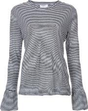 Striped Longlseeved T Shirt