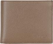 Apollo Bifold Wallet Men Calf Leather One Size, Brown