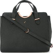 Ginger & Smart Rhetoric Tote Women Leather One Size, Black