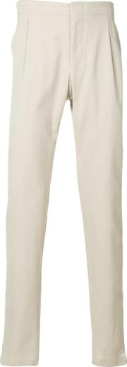 Elasticated Waist Chino Trousers