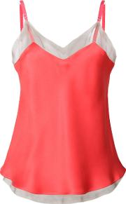 Layered Camisole Vest