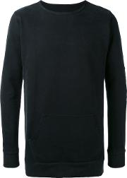 Slim Fit Longsleeve T Shirt Men Cotton 1, Black
