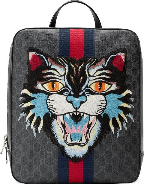 3ef98ab5abc9e0 Shop Gucci Backpacks for Men - Obsessory