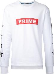 Prime T Shirt Men Cotton 1, White