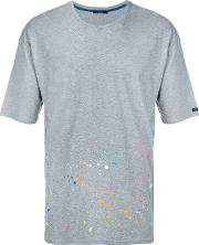 Splattered T Shirt