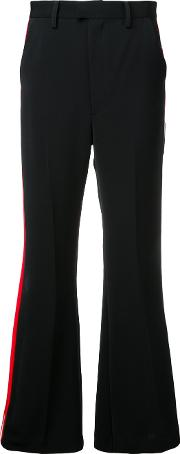G.v.g.v. Patent Pu Lined Trousers Women Polyesterpolyurethane 36, Black