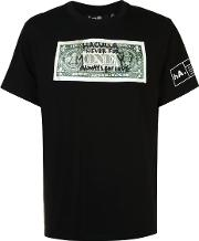 Dollar Bill T Shirt Men Cotton Xxl