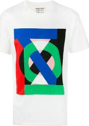 Graphic Print T Shirt Men Cotton S, Nudeneutrals
