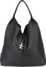 Canota Tote Women Leather One Size, Black
