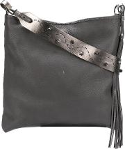 Henry Beguelin Tenerife Shoulder Bag Women Calf Leather One Size, Black