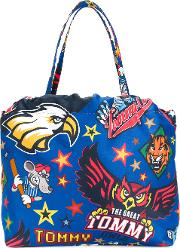 Tommy Mascot Tote Bag