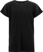 Homme Plisse Issey Miyake Pleated T Shirt