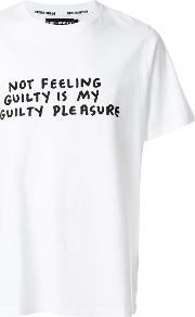 Guilty Print T Shirt
