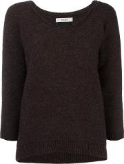 'sevan' Jumper Women Acrylicpolyamidespandexelastanealpaca S, Women's, Brown
