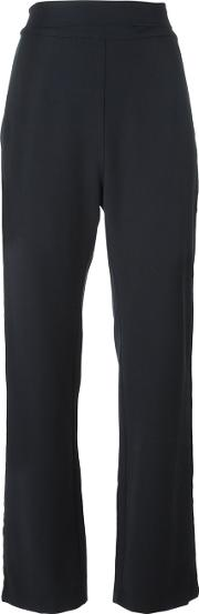 Mauy Track Pants Women Cottonelastodienepolyamidelyocell M, Blue