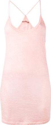 Racerback Tank Top Women Organic Cotton S, Women's, Pinkpurple
