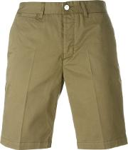 Embroidered Skull Chinos Men Cottonspandexelastane 31, Green